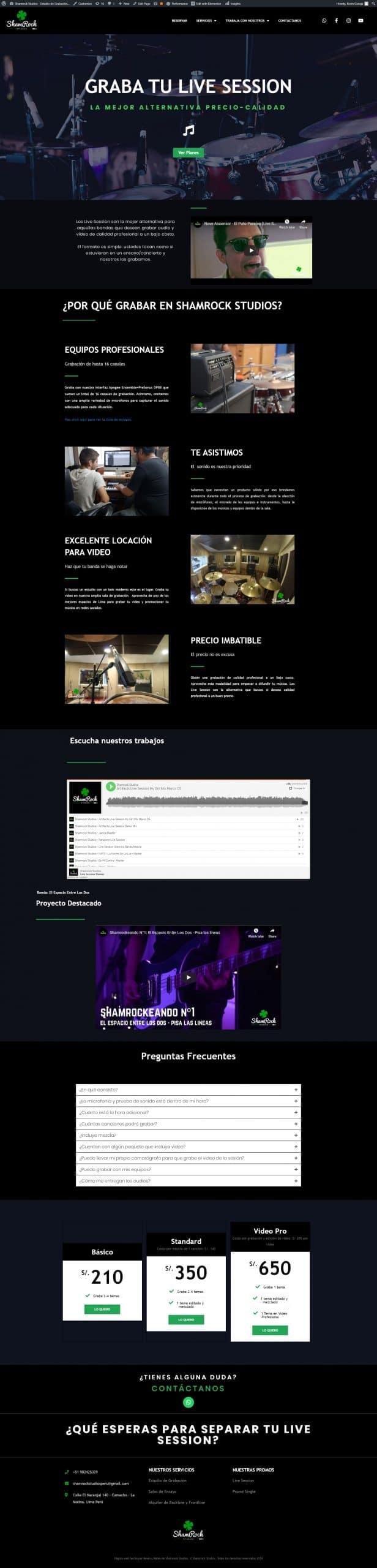 web-shamrock-studios