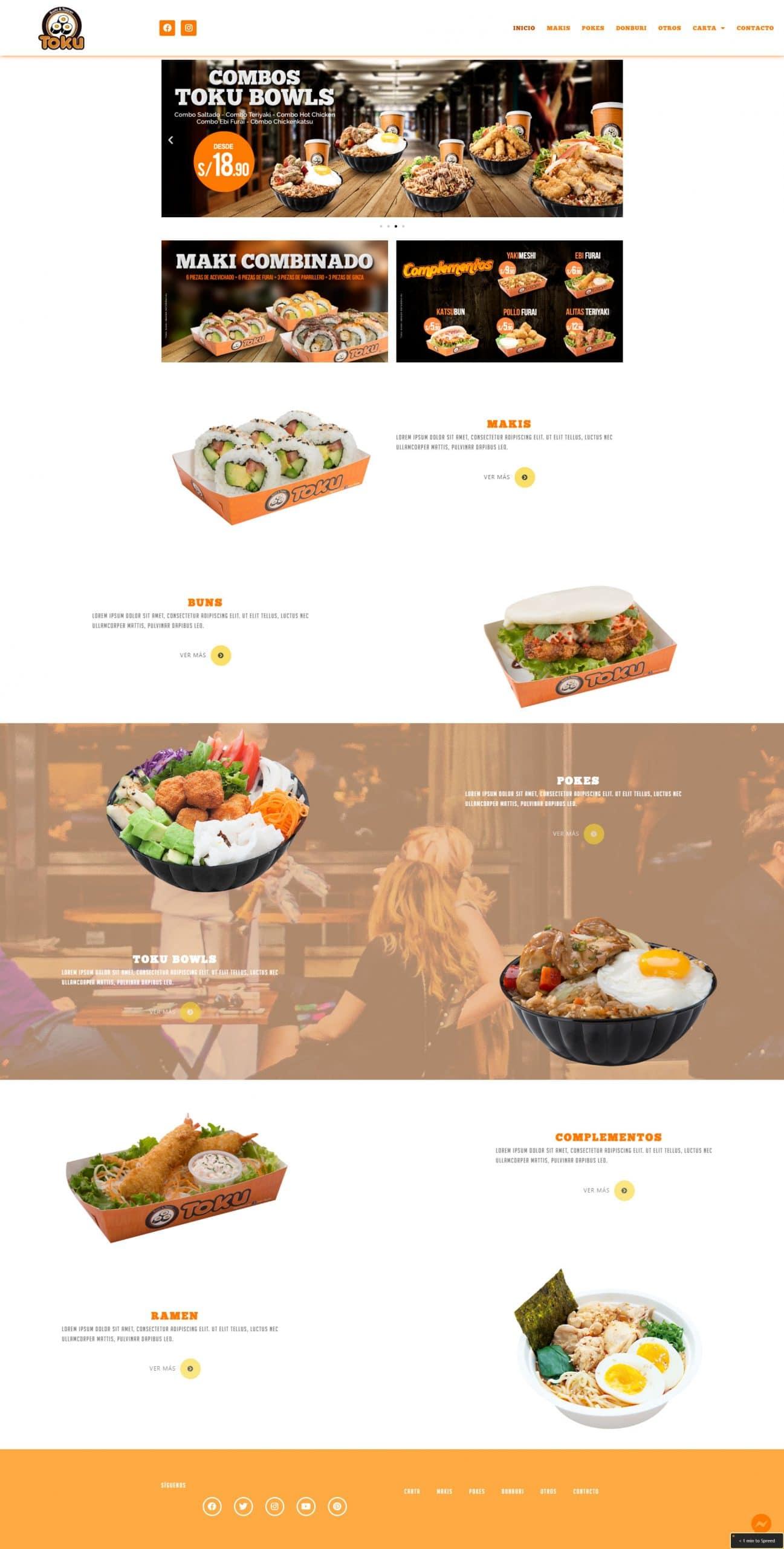 toku sushi by edo